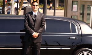A Transporter Limo: One-Way or Round-Trip Airport Sedan Service from A Transporter Limo (Up to 56% Off)