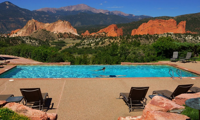 47 off facial with gift pool access - Garden Of The Gods Club
