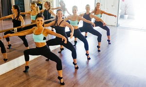 Xtend Barre SLC: $39 for Five Barre Classes at Xtend Barre SLC ($95 Value)