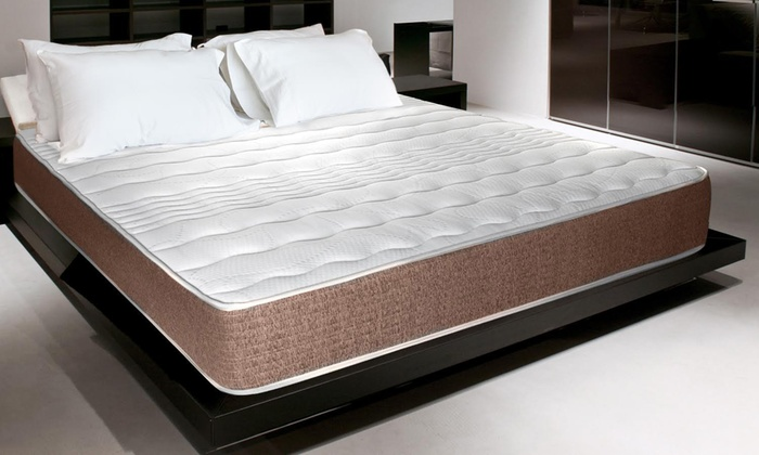 matelas m moire de forme avec gel groupon shopping. Black Bedroom Furniture Sets. Home Design Ideas