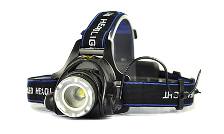 One or Two Power LED Headlamps
