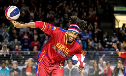 image for Presale: Harlem Globetrotters Game on December 31 at 11 a.m. or 4 p.m.