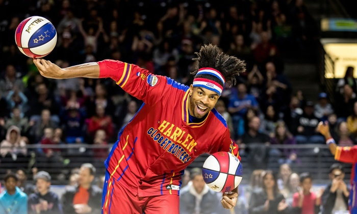 Harlem Globetrotters - XL Center: Harlem Globetrotters on Saturday, February 17, at 2 p.m. or 7 p.m.
