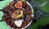 AYCE mixed grill + saladebar