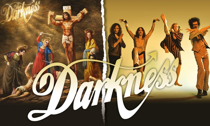 The Darkness Standing Tickets 2 December In Leicester And 11 December In Watford Up To 40 Off