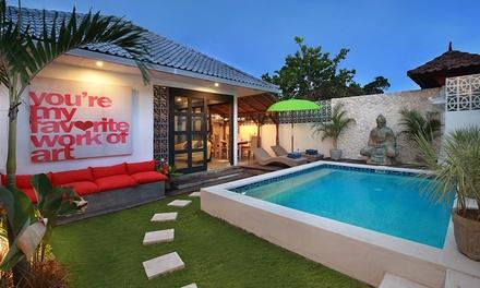 Canggu, Batu Belig: From $999 for a 5 or 7 Night Villa stay + Brekky, Butler & Airport Pick-Up at Lemongrass Villa Bali