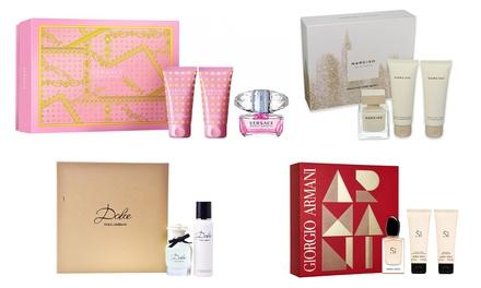 Cofanetti fragranze donna multi brand