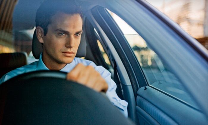 Techna Glass - Multiple Locations: Windshield Repair at Techna Glass (Up to 64% Off). Three Options Available.