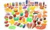 Pretend Food Deluxe Set (120-Piece): Pretend Food Deluxe Set (120-Piece)