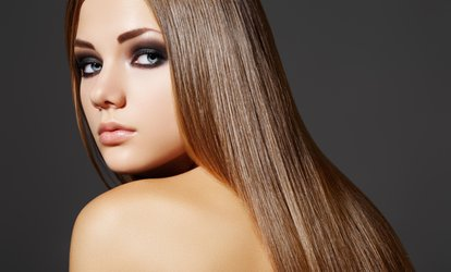 image for Up to 59% Off <strong>Hair</strong> Services at Tina at Reflections <strong>Hair</strong> Design