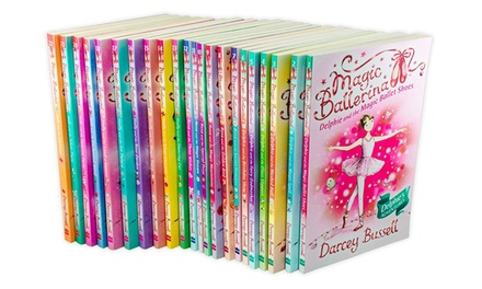 Magic Ballerina 22-Book Set