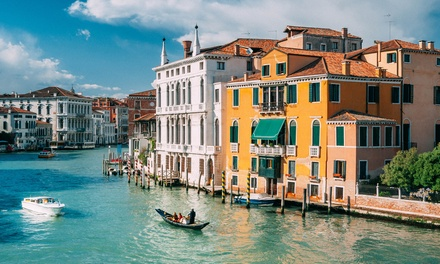 ✈ Venice: 2 to 4 Nights with Breakfast, Return Flights and Option for Tour at Choice of Hotels*