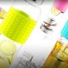 Asobu Ice T 2 Go Infuser Bottles 2-Pack