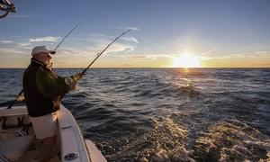 Chioma Charter: Battuta di pesca con attrezzatura al largo di Rosignano Solvay con Chioma Charter