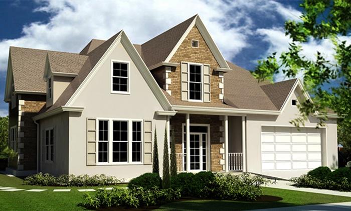 Gemeinschaft Design - Arlington Heights: $299 for Two One-Hour Custom Home Design Sessions from Gemeinschaft Design ($4,250 Value)