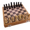 Carved Soapstone Chess Set