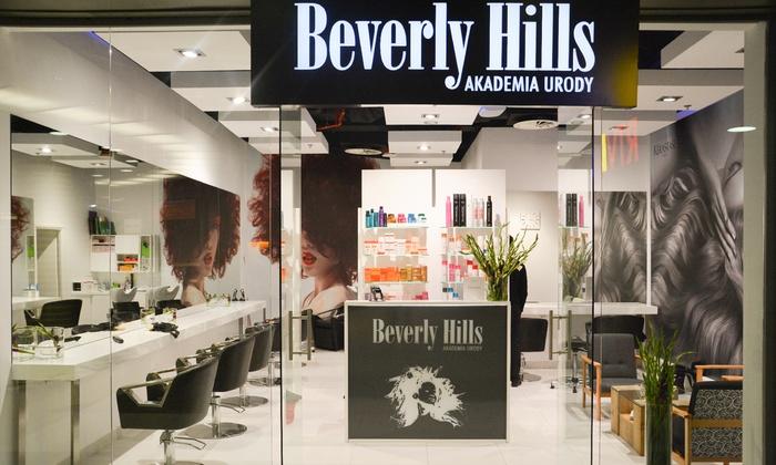Beverly Hills - Szczecin: Strzyżenie męskie (18,99 zł) lub Global Keratine (od 44,99 zł) i więcej w Beverly Hills