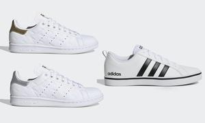 Baskets Adidas, deux différents modèles