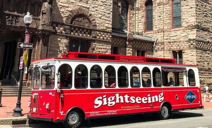 Bus and Trolley Tours of Boston and New England with Gray Line Boston (Up to 47% Off). Eight Tours Available.