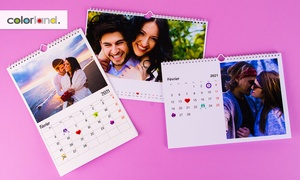 Calendriers photo A4