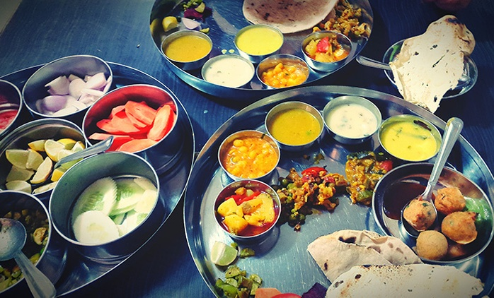€40 Toward Food and Drinks for Two at Spice of India, Dublin 2 (50% Off)