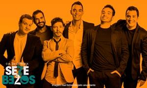 """Setebelos: Cia Setebelos – Teatro dos Bancários Brasília: 1 ingresso para """"Qual o seu pedido?Com Rodrigo Capella"""", 26/03, às 20h"""