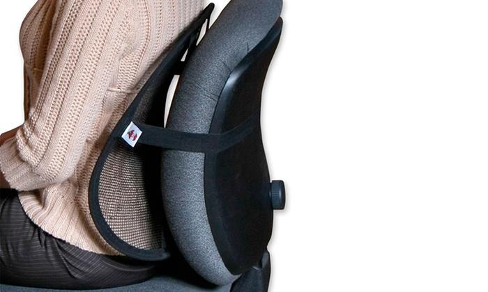 Respaldo lumbar ergonómico | Groupon Goods