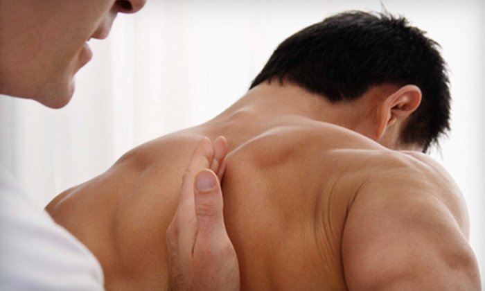 HealthSource - Danville: Chiropractic Exam with X-rays and a 60- or 90-Minute Massage at HealthSource (Up to 93% Off)
