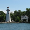 Waterfront Ohio Resort near Theme Parks