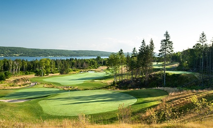 $99 for Two Rounds of Golf During Shoulder/Peak Season at The Lakes Golf Club ($191.10 Value)