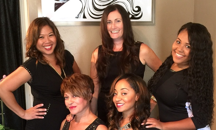 Alexis Rhoden at Chanel's Hair Boutique - La Mesa: $180 for $400 Worth of Services — Chanel's Hair Boutique