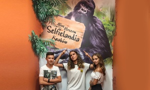 Selfielandia: Selfielandia: bilet wstępu dla 2 osób za 17,99 zł i więcej opcji (do -44%)
