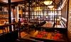 Repas avec entrée, plat et dessert pour 2 ou 4 personnes dès 55 € au City Rock Chambourcy