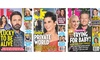 """Blue Dolphin Magazines: One-Year, 52-Issue Subscription to """"Us Weekly"""" Magazine (50% Off)"""