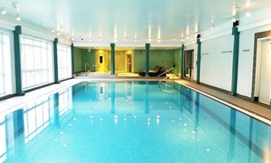 Cheltenham Park Hotel and Spa: Spa Day with Two Treatments and Afternoon Tea for Two or Four at Cheltenham Park Hotel and Spa (Up to 57% Off)