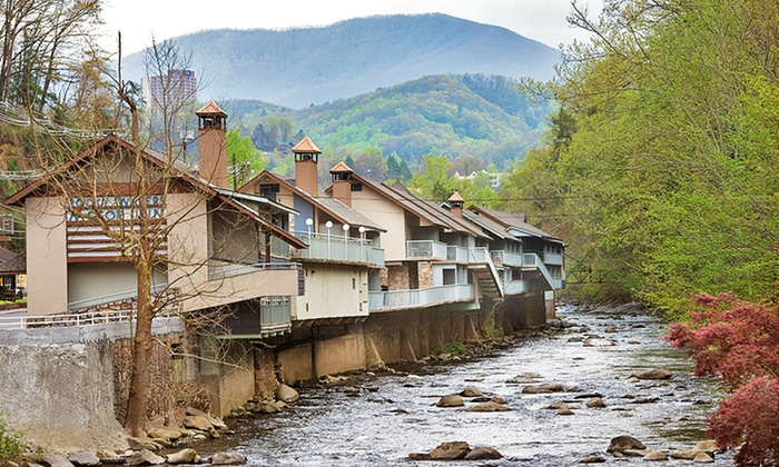 Rocky Waters Motor Inn - Gatlinburg, TN: Stay at Rocky Waters Motor Inn in Gatlinburg; Dates Available into March 2015