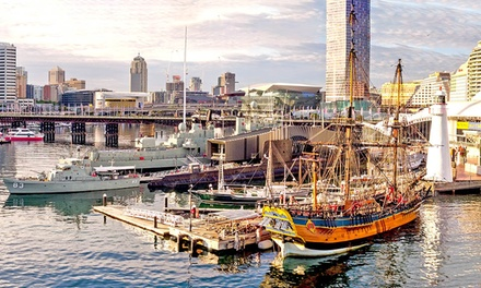 for a Big Ticket Entry to Australian National Maritime Museum Value