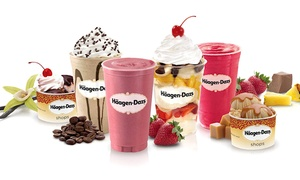 Häagen-Dazs: Ice Cream or Cake at Häagen-Dazs (Up to 35% Off)