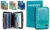 Maui and Sons RFID Wallet and Passport Cover Set