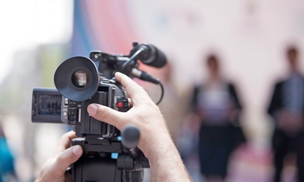 Wedding-Videography Package from Qvisuals (Up to 58% Off). Two Options Available.
