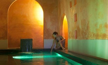 Granada: 1 o 2 noches para 2 personas con desayuno, circuito termal y detalle de bienvenida en Balneario de Lanjarón 4*
