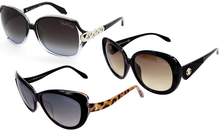Roberto Cavalli Women's Sunglasses in Choice of Model for £55 With Free Delivery (Up to 75% Off)
