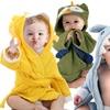 Bademantel für Babys