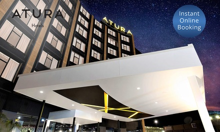 Albury, NSW: 1-Night Stay for Two People with Breakfast at Atura Albury