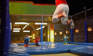 BOING! Jump Center/Arcade: Trampolining or Birthday Party at BOING! Jump Center Tampa (Up to 49% Off)