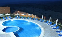 Ras Al-Khaimah: 1 Night for Two with Dream Land Aqua Park Tickets and Option for Meals at Golden Tulip Khatt Springs