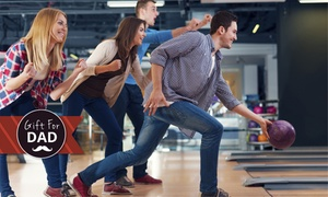 Caboolture Bowl & Mini Golf: $7.50 for Bowling and Drink, or $12.50 with Mini Golf and Arcade Tokens at Caboolture Bowl & Mini Golf (Up to $25 Value)