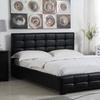 Rio Padded Modern Bed