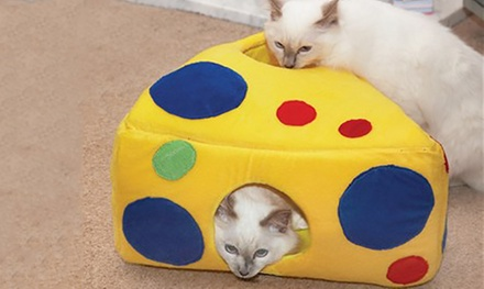 Cheese House Pet Bed for £14.99
