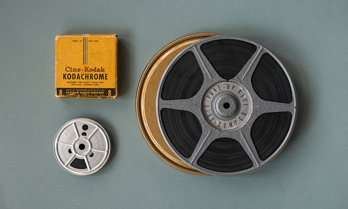 "Southtree: Digital Conversion of 3, 8, or 20 3"" Film Reels to DVD from Southtree (Up to 62% Off)"